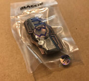 Mackie Borg Rx-02 Fidget Spinner Copper / Cupronickel Limited Edition Rare