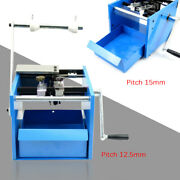 Brand New Manual Capacitor Belt Cutting Hand Operation High Productivity Us