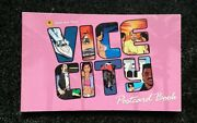 Grand Theft Auto Vice City Postcard Book Official Merch Excellent Condition