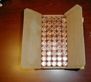 2010 D 50 Roll Box Of One Cent Shield Pennies Sealed Box