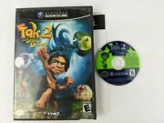 Tak 2 The Staff Of Dreams Nintendo Gamecube 2004 No Manual Tested Free S/h