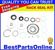 Power Steering Rack And Pinion Seal Kit For 2006-2011 Cadillac Dts