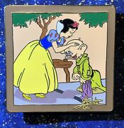 Disney Auctions Elisabete Gomes Signed Snow White And Dopey Le 100 Pin From 2006