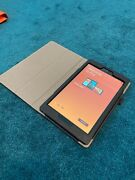 Kindle Fire Hd 8 6th Generation 32gb Wi-fi 8in - Black With Case