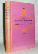 Antique Novel About Book Selling The Haunted Bookshop Christopher Morley 1923 Ed