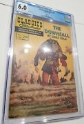 1968 Classics Illustrated 126 Cgc 6.0 Downfall 25 Cent Soldier War Silver Age