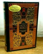 New The Holy Bible King James Version Kjv Gustave Dore Illustrated Leather Bound