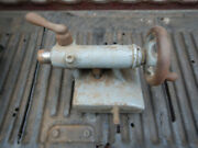 Vintage South Bend 9 Metal Lathe 82-r Tailstock Assembly