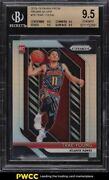 2018 Panini Prizm Silver Prizms Trae Young Rookie Rc 78 Bgs 9.5 Gem Mint