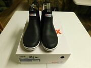 Xtra Tuf 6 Ankle Deck Boots Black Size 14 Fishing Tournament Commercial Boat