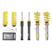 Kw Coilover Kit V1 Fits 12+ Bmw 3 Series 4cyl F30 W/o Electronic Suspension