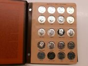 1964-2007 Kennedy Half Dollar Set P,d,s,ands Bu-proof Incomplete Georgeous