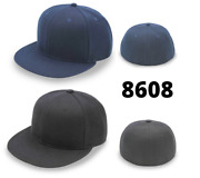 Best 6 Panel Fitted Baseball Cap 7 1/2 7 1/8 Era New Style Blank Embroidery