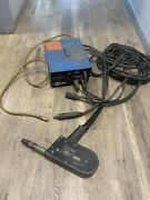 Miller Spoolmatic 1 Spool Gun W 30' Cables And Wc-1 Control Box
