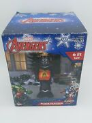 Gemmy Marvel Avengers Black Panther Airblown Inflatable 6 Feet Christmas X-mas