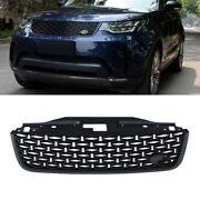 Front Bumper Grille Air Intake Grill For Land Rover Discovery 5 L462 2017-2019