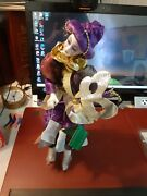 Heritage Mint Presents Antique Porcelain Clown 16 Musical Doll Very Rare