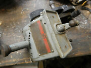 Vintage South Bend 9 Metal Lathe 82-r Quick Change Gearbox Assembly