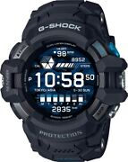 New Casio G-shock Gps Heart Rate Monitor Digital Sport Limited Watch Gswh1000-1