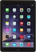Apple Ipad Air 2 64 Gb Wi-fi 9.7in - Space Gray Wholesale Lot Of 10 Grade C