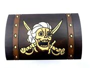 Barbary Coast Boxes Pier 39 Expert Crafted Poland Wooden Pirate Lock Box