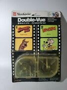 Vintage View-master Double Vue Scooby-doo And Laff A Lympics 1978 New