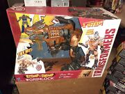 Transformers Grimlock Stomp And Chump New