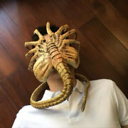 Lifesize 11 Aliens Facehugger Prop Figure Avp With Box Free Shipping