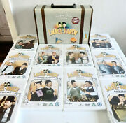 New- Laurel Hardy Feature Film Collection Dvd Box Set Of 10 Movies And 24 Shorts