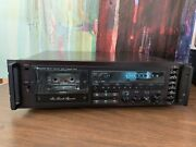 Nakamichi 680zx Discrete Head Cassette Deck Recently Serviced. In Great Shape