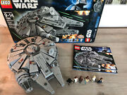 Pre-owned Lego Star Wars Retired Millennium Falcon 7965 In Great Condition.