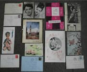 Lifetime Collection Of Margaret Lockwood Correspondence Photos Programme Cards