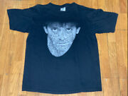 Vintage 1996 Lou Reed Hooky Wooky World Tour T-shirt Size L