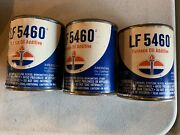 Vintage Oil Cans Furnace Additive 8 Oz 3 Cans American Oil Co Paper Label