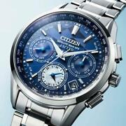 Citizen Attesa Cc4030-58l Yell Collection Limited Eco-drive Titanium Watch Menand039s