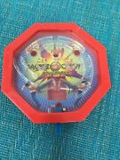 Wendy's Toy Jackie Chan Adventures Pinball Game 2002 3 Ball Vintage