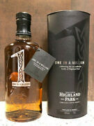 Highland Park One In A Million Very Rare Only 800 Bottles