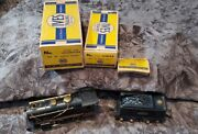 1930s Ives / Lionel 258 Locomotive And 1663t Tender With Boxes