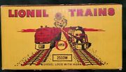 1959 Lionel 2533w Great Northern 2358 Locomotive Freight Setbox Only