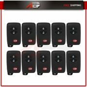 10 Keyless Entry Remote Fob For Toyota 4runner Prius Venza Scion Tc Hyq14acx