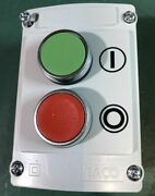 Baco Controls Lbx20120 On/off Push Button Control Box Ip66 Box+ Switches