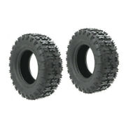 2pc 13x5.00-6 Tire 13x5-6 Tires For Scooter Go Kart Quad Atv Lawn Ride On Mower