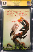 Jae Lee Signed Power Of The Dark Crystal Comic Cgc 9.8 Not Cbcs
