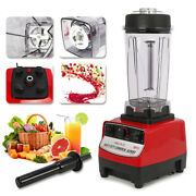 2l Commercial Grade Blender Mixer For Juicer Food Fruit Ice 2200w Heavy Duty