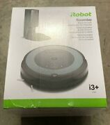 Irobot Roomba I3+ 3556 Wi-fi Connected Vacuum Cleaning Robot I355620 Black