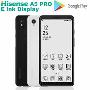 Hisense A5 Pro E Ink Screen 4g Reader Smartphone Android Reading Phone 6+128gb