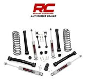 1993-1998 Jeep Zj Grand Cherokee 6 Cyl 4wd 3.5 Rough Country Lift Kit [636.20]