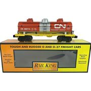 30-73383 Mth Canadian National 3-dome Tank Car
