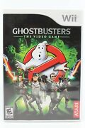 Ghostbusters The Video Game - Nintendo Wii - Good Condition With Manual And Case