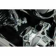 Chrome Engine Bolt Topper Caps Cover For Harley Touring Road King Softail Fatboy